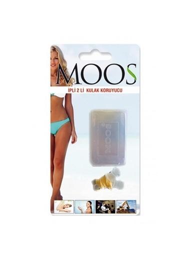 Moos Moos İpli 2'li Kulak Koruyucu Renksiz